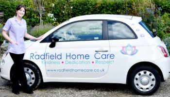 Radfield_Home_Care_Branded_Car