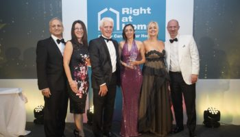 Keith and Kirsty Sheena, Ken Deary, Sandra Coelho, Lucy Campbell and Neil Eastwood