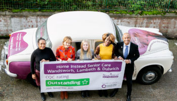 Home Instead Wandsworth CQC Oustanding