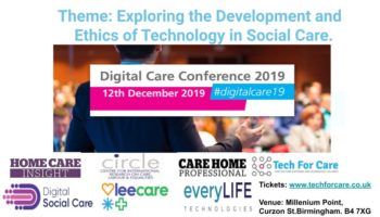 Tech-for-Care conference