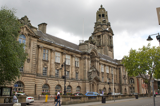 Walsall-Council-Building