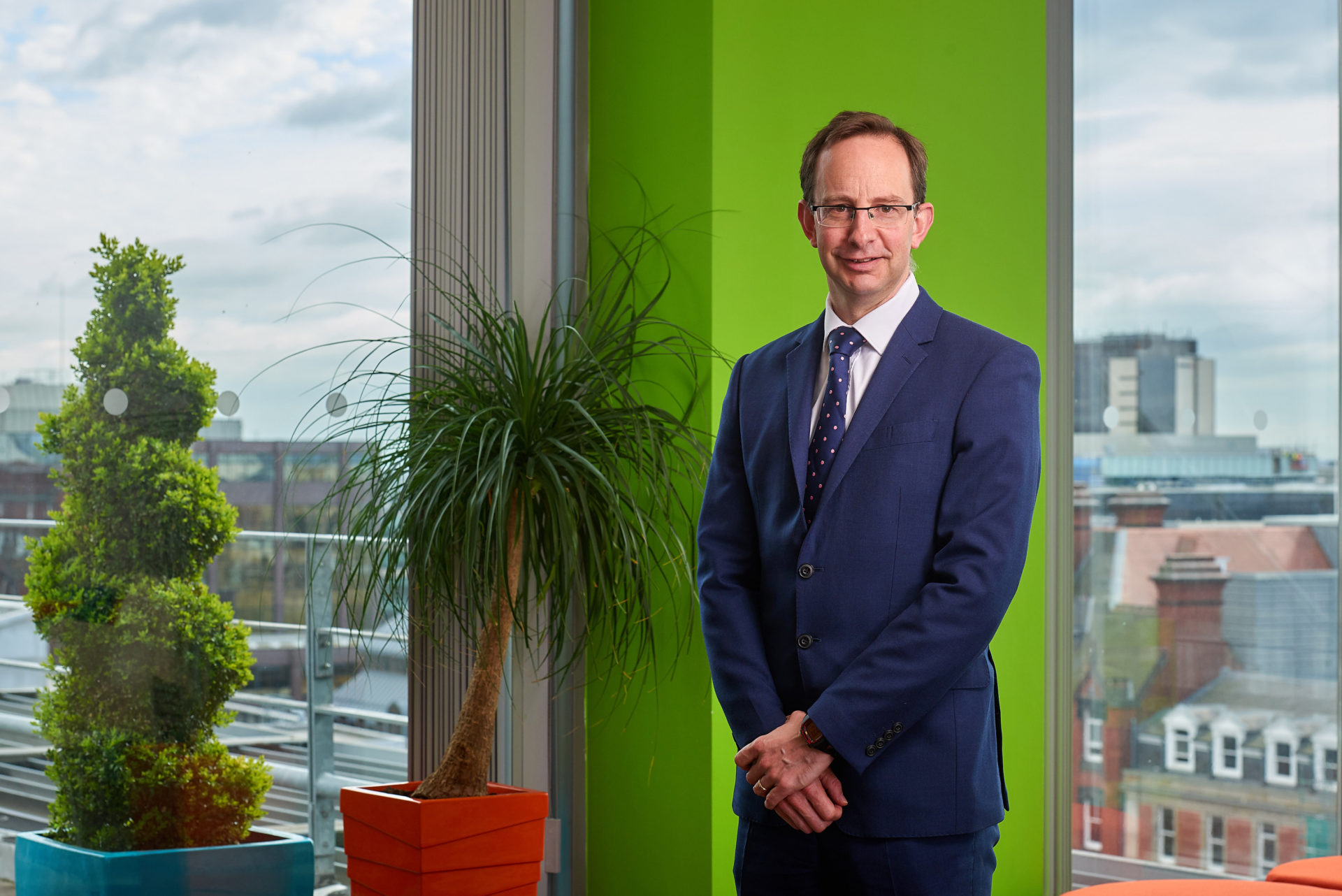 Matthew Wort, partner at Anthony Collins Solicitors
