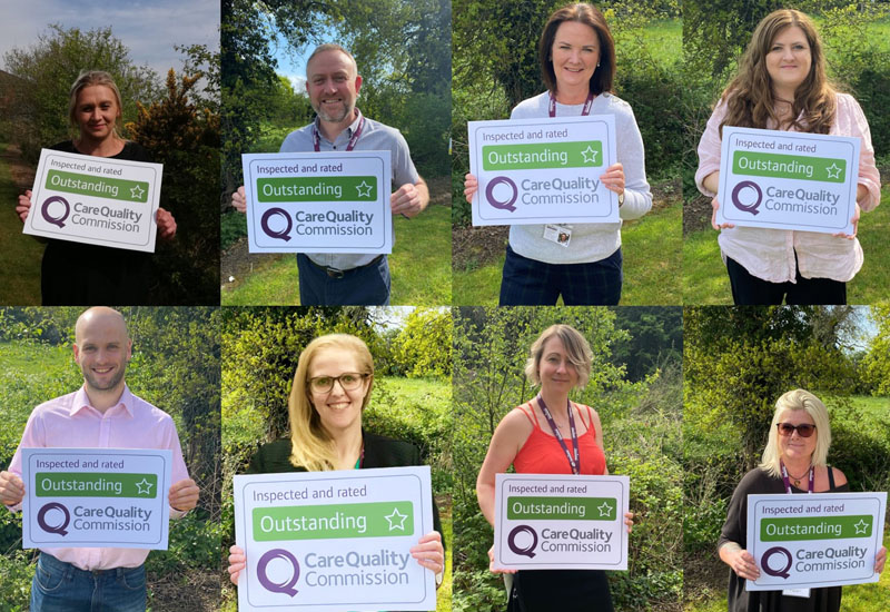 Northwich CQC Outstanding collage cropped